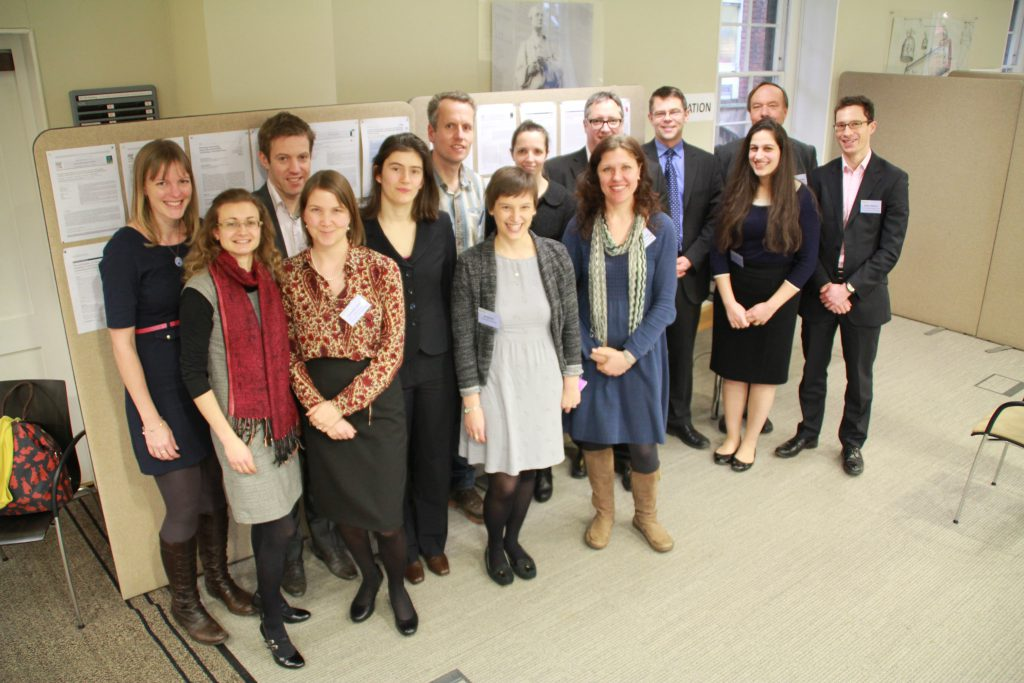 Commuting and Health in Cambridge study team, January 2015