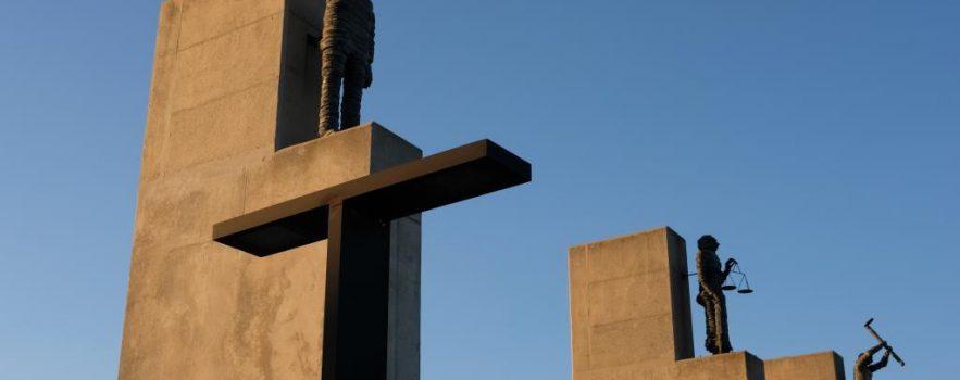 Statues in Walter Sisulu Square, Soweto